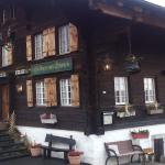 Aeschi b. Spiez - Sternen - said to be the oldest guesthouse in the Bernese mountains