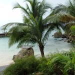 La petite plage privative