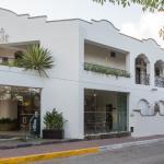 Hotel`s facade/ entrance