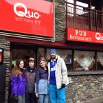 Outside the Quo!