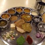 The Rajdhani Thali