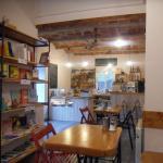 La Fogaina, Café/Bageri