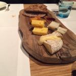 The Dutch cheese board