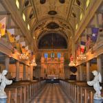 Interior facing alter