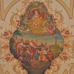 Mid Ceiling Fresco