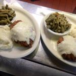 Customer favorite! Addie's Chicken Fried Chicken!