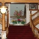 Stair Case in Looby