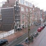 View from the Suite on Spuistraat