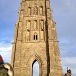 Glastonbury Tor Foto