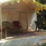 Foto de Five Five Restaurant and Guest Tents