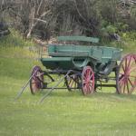 antico carro colonico