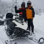 Callaghan Snowmobile Adventure