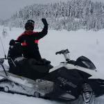 Callaghan Snowmobile Adventure -