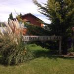 Foto de La Loma Hotel