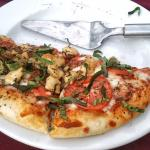 Margarita Pizza with Chicken