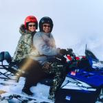 Snowmobile Adventure