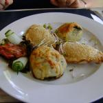Bohios de verdura,Sambusec