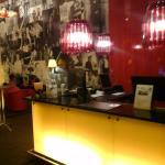 angelo Hotel Munich Leuchtenbergring Foto
