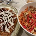 Okonomiyaki & Yakisoba at Kusaka in Mineral Point, WI