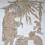 Murals on the Cabin