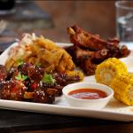 Ribs & Wings Combo