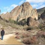 Pinnacles National Park.