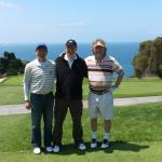 Birthday golf at Torrey Pines North, hole #6