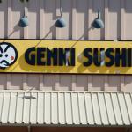 Bild från Genki Sushi