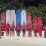 Byron Bay Style Surfing School Foto