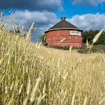 The historic Fountaingrove Round Barn