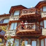 Balcones con vista al lago
