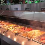 Second buffet Hot Table