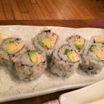 California rolls - delicious