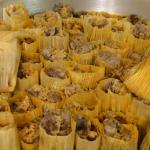 Simmering Hot Tamales - a Delta Classic!