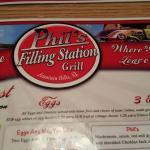 Phil's Filling Station