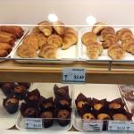 The croissants were great!