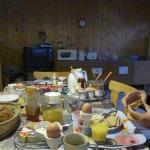Chesa Albris Bed & Breakfast Foto