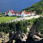 Keltic Lodge Aerial