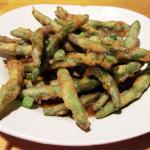 Crispy String Beans at Lemongrass - Annapolis (07/Dec/15).
