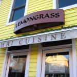 Lemongrass Thai Restaurant - West St., Annapolis (07/Dec/15).