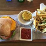 Jeannine's Burger and Fries