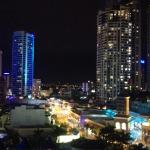 Mantra on view 10th floor city view. Was amazing