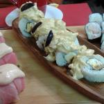 Tabla sushi