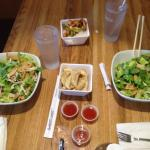 Feast from East's Signature Chinese Chicken Salad