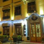 Extérieur de l'hôtel
