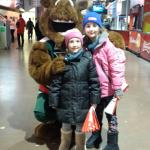 First Mooseheads game ☺