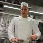 Simone, Chef di cucina