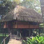 Room/hut exterior