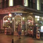 Faros Restaurant Outdoor midle