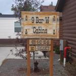Foto de 9 Bar W Cabins